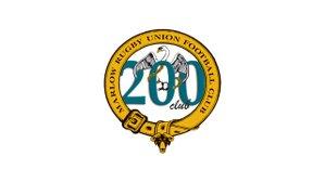 200 Club Winners Announced