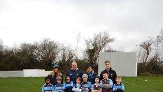 U8 Squad photo 2018 - 2019