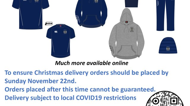 Introducing the new DRFC Canterbury Range