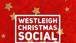 Christmas Social is anounced