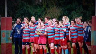 Hove Women XV vs. Saracens Ladies II