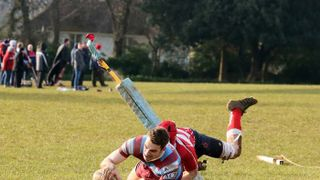 Hove dominate Crowborough