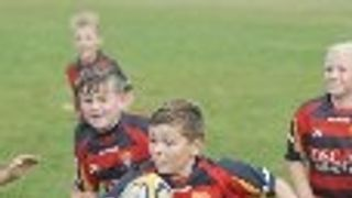 West Bank Bears U8's Beaten for Pace