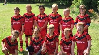 Young Bears Unbeaten at Mini Festival