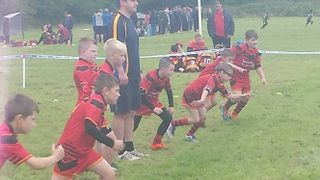 U8's 'Dig In' For Deserved Win