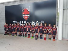 Bears U10s Win Local Derby