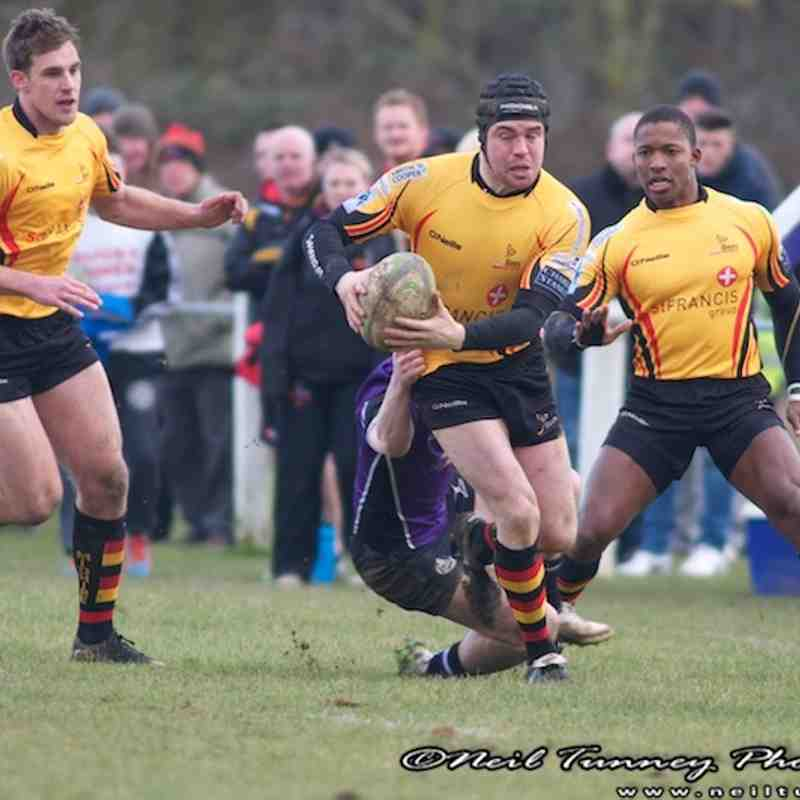 Leicester Lions v Bees