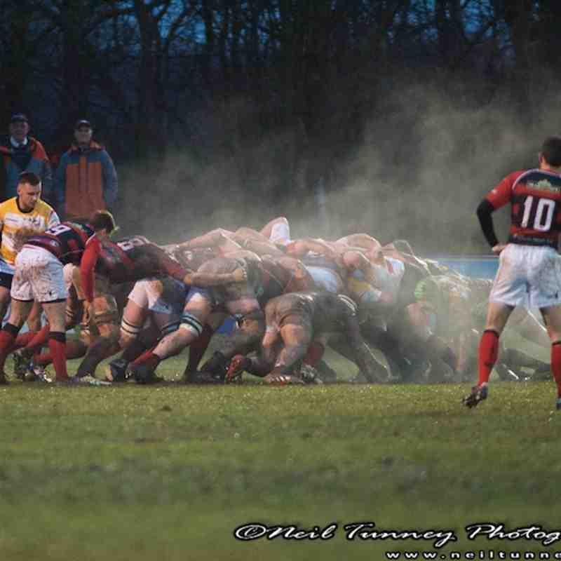 Bees v Bromsgrove - North Mids Cup