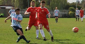 Match Report Sphinx 4-0 Walsall Wood 15.04.17