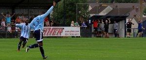 Sphinx 2-0 Bromsgrove Sporting