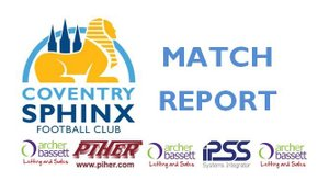 Derby day victory for Sphinx