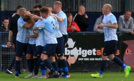 Match report - Coventry Sphinx 1 - 1 Coventry United 10.08.19 - Coventry derby goes to a replay