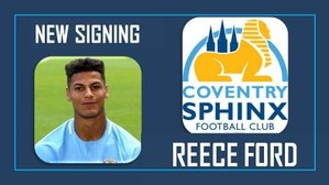 Reece Ford signs