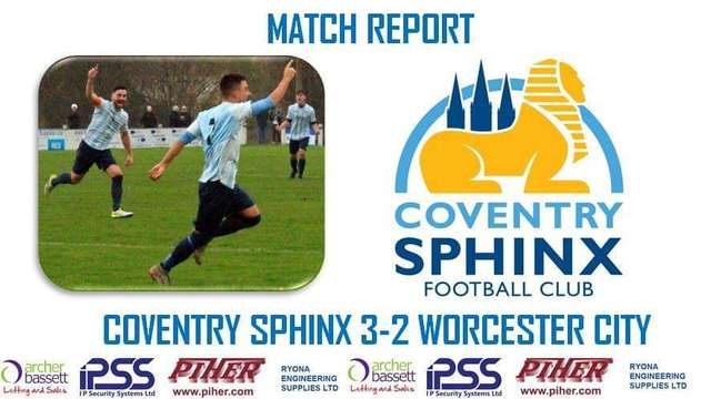 Worcester beaten by resurgent Sphinx