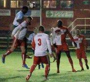 Spoils shared in six goal thriller