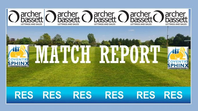 Match report 12.10.2021 Bugbrooke St Michael's  1-2 Sphinx