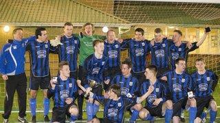 Cyril Ballyn Cup Winners 2013: Mulbarton Wanderers