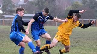 Waveney fc 0 Mulbarton Wanderers 3