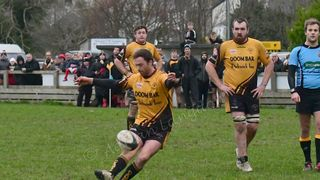 Wadebridge Camels 35  v Tiverton 10