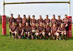 Wadebridge Camels 2nds 58 pts v Falmouth 2nds 7 pts.