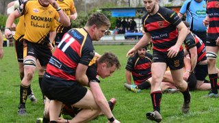 Wadebridge Camels 27 pts v Wellington 27 pts