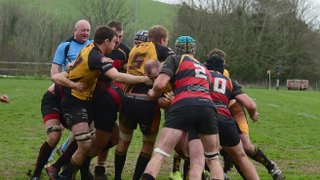 Wadebridge Camels v Wellington 23.3.2019