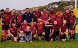 Camels 2nds players & community rugby.
