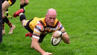 Wadebridge Camels 38 pts v Saltash 16 pts