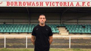 Travis Munn Returns To Football With Borrowash Victoria
