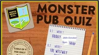 North Meath Monster Pub Quiz