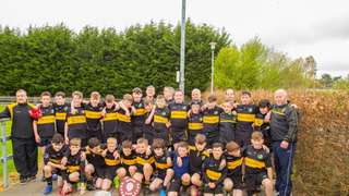 Under 13s Great End to the Season Champions Again