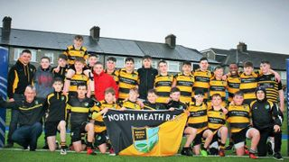 Under 15s Champions of Leinster Youth Rugby