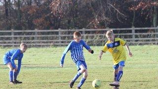 Villa Whites U12s v Kirk Deighton (Away)