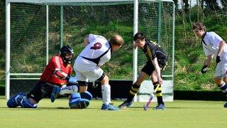 Men's 1st XI v Purley Walcountians - 11 April 2014