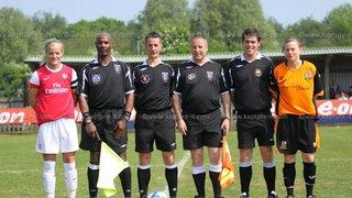 Barnet Ladies FC v Arsenal Ladies FC