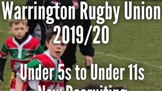 Minis Rugby Now Recruiting