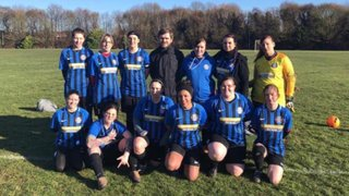 Goalfest as the Ladies Open Season with a Win