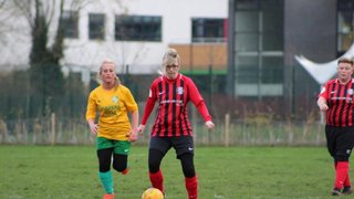 CARDEA LADIES DEFEATED BY KETTON