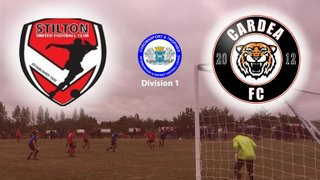Stilton United v Cardea | Match Preview