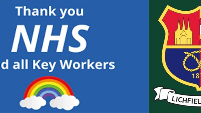 NHS 'Thank You' Competition