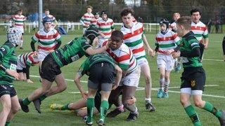 U14's win the London Irish Cup