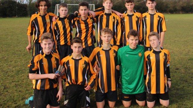 U17 - Rotherfield Re-united Sunday