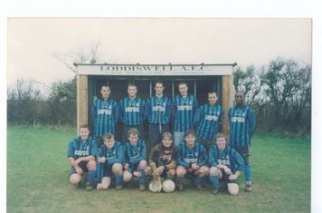 Loddiswell Reserves 2003