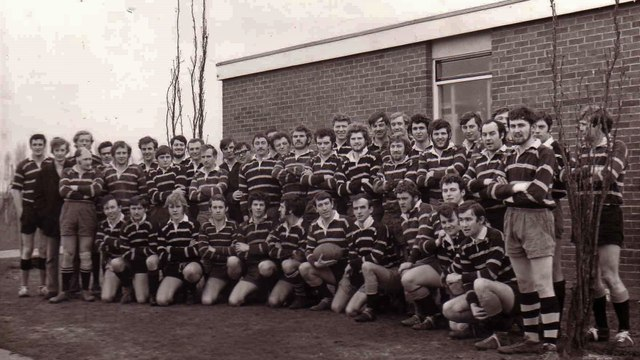Flashback - The Whole Club in 1969 - Jim Sloman Names Most!