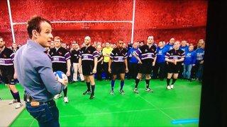 Law RFC on Rugby Tonight