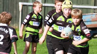 U10s v Isle of Man in Land Rover Cup