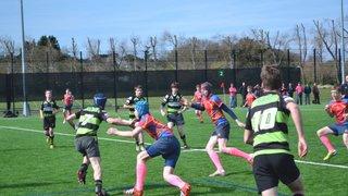 New Milton v RBSI Academy U15s 1 February