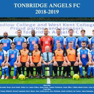 Match report Leiston 2 Angels 1