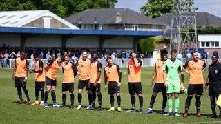 Metropolitan Police (2) vs Angels (3) FA Step 3 Super Play Off Final 11.05.19. By David Couldridge