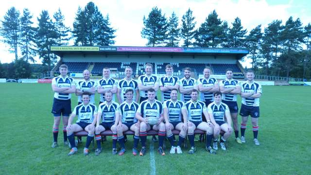 Greyhounds XV